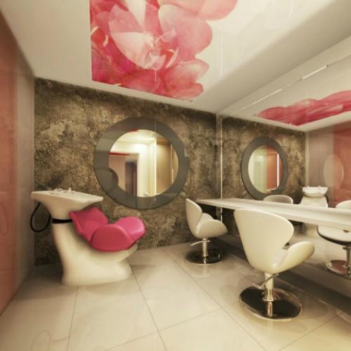 Salon BEAUTY ZONE Beata Orłowska - Fotele AQUA, Myjnia AQUA www.beautyzone-kolobrzeg.pl