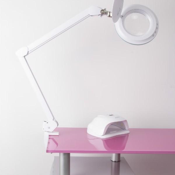 Lampa OPTI CRYSTAL COLOR LED bez statívu